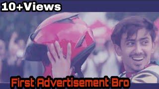 Adnan Shaikh #First Advertisement #New Tvs Honda 2018.......Tik -Tok King Adnan_07 dz