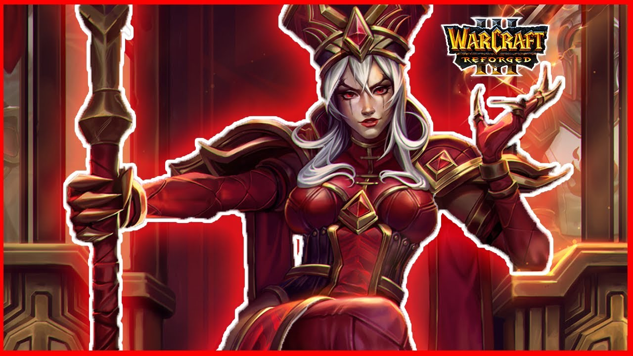 First WiP Reborn Match! Scarlet Monastery w/ Zoom | War in the Plaguelands 12P | Warcraft 3 Reforged