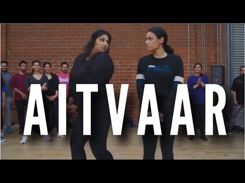 JAZ DHAMI - AITVAAR  | BHANGRA FUNK DANCE | Shivani Bhagwan & Chaya Kumar Choreography