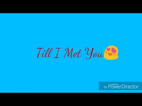 Till I Met You by Angeline Quinto