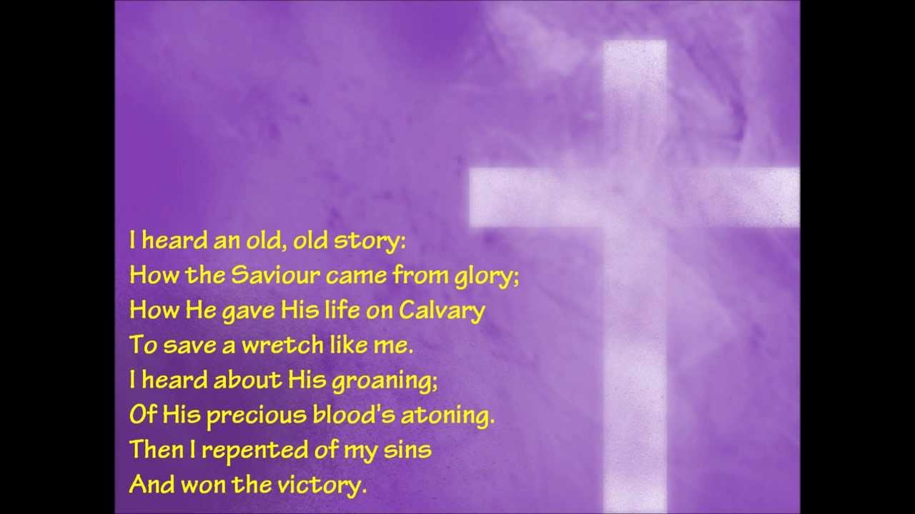 Solar For America >> Victory In Jesus {with lyrics} - //Eugene M. Bartlett ...