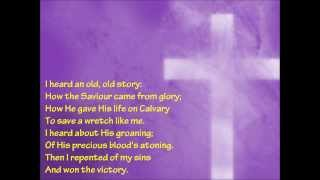 Victory In Jesus {with lyrics} - //Eugene M. Bartlett\\