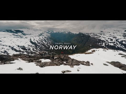 Travel Feels: Norway