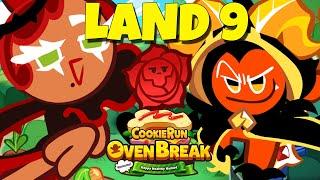 CROB ROSE DEVIL LAND 9 CookieRun Ovenbreak