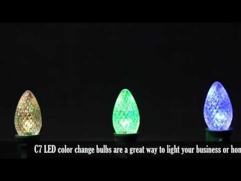 Gremmy C9 Color Changing Led Light Show Christmas Lights