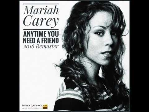 Mariah Carey - Anytime You Need A Friend (2016 Remaster)