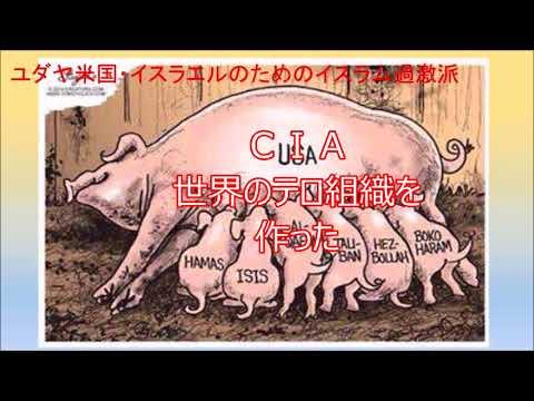 CIA・世界最大テロ組織・CIA