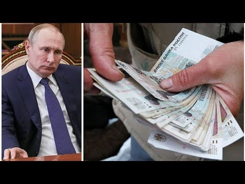 Russia CRISIS WARNING: Stocks plunge in worst day for YEARS after US sanctions on Putin