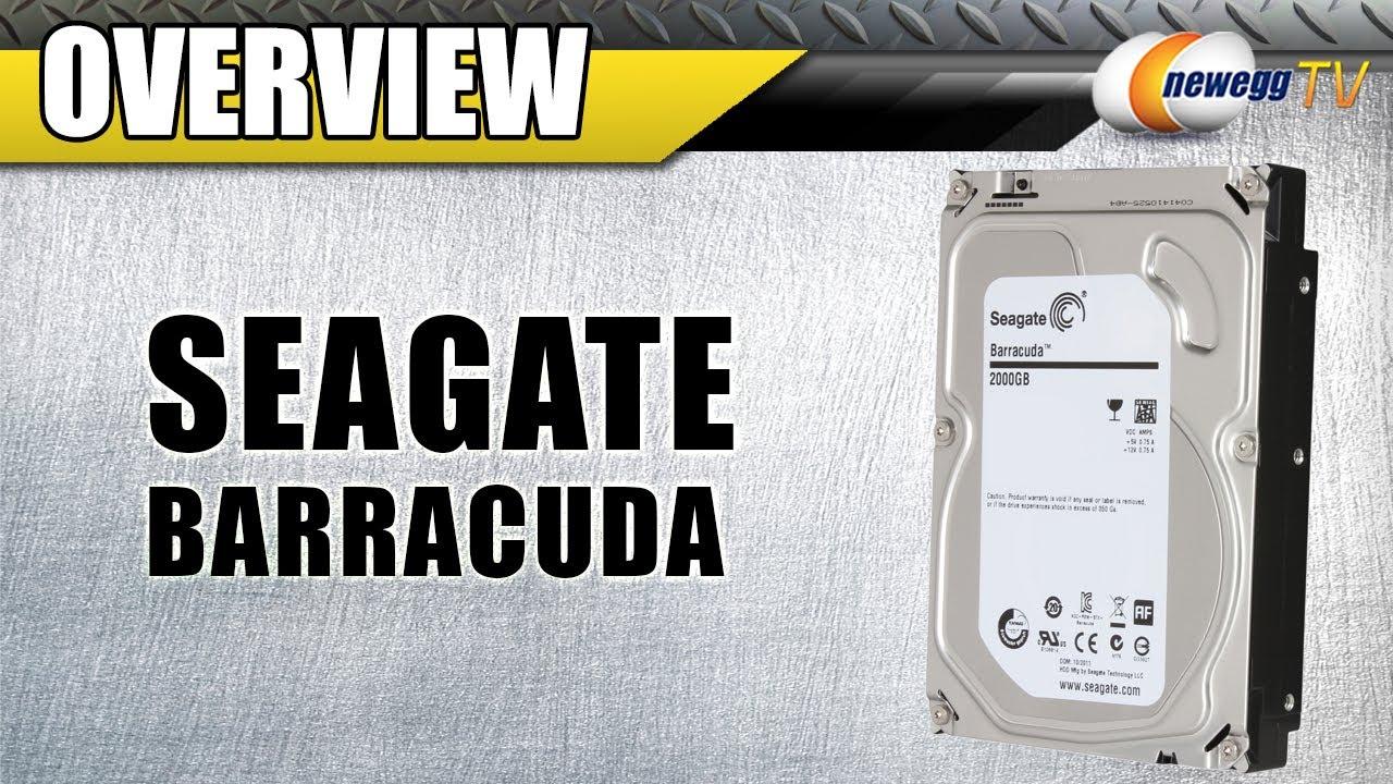 Newegg Tv Seagate Barracuda 2tb 35 Sata Internal Hard Drive Overview Youtube