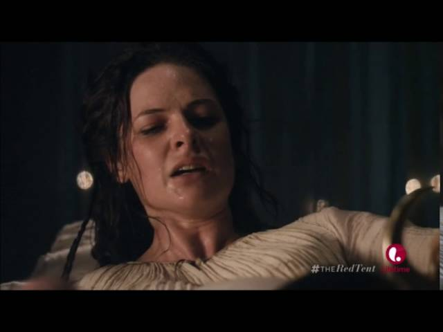 Dinah Gives Birth - The Red Tent - Rebecca Ferguson