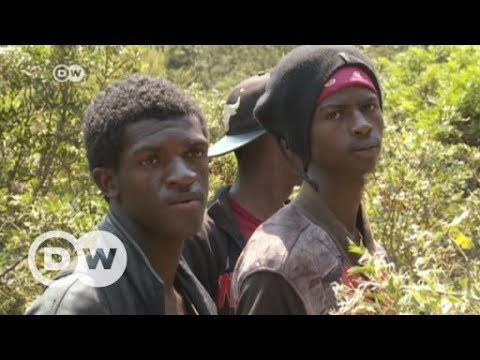 Ceuta fence: Africa's Spanish enclave lures desperate migrants | DW English