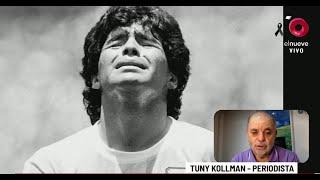 La investigación de las últimas horas de Diego Maradona