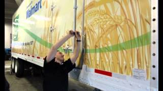 2nd Harvest Non-Profit Trailer Wrap - Truck Wrap