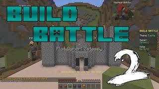 BATALLA DE CONSTRUCCION #2 - Build Battle en Español   Hypixel - Minecraft  