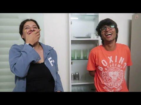 Welcoming @Sourav Joshi Vlogs & Bros in MUMBAI   Ss vlogs :-)