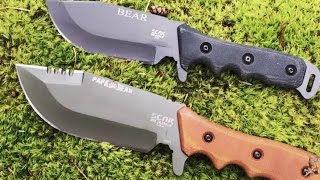 10 Best Survival Knives - Survival, Bushcraft, Camping Knives | ETV-Approved