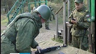 В РФ начался осенний призыв в армию(, 2014-10-01T08:56:27.000Z)