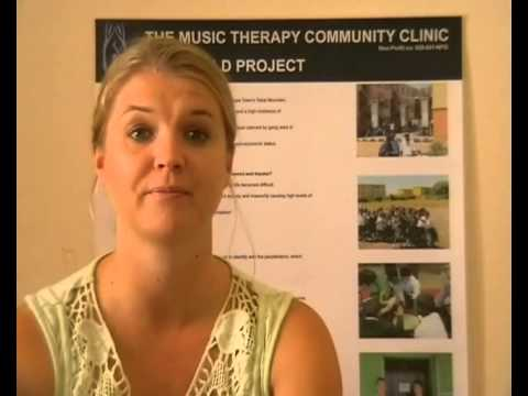 Music Therapy in South Africa (2009)