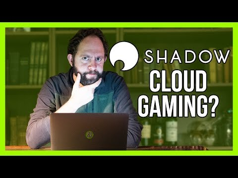 Shadow Streaming Review - Does Cloud Gaming Work? 🤔 - YouTube