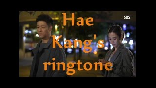 I have a lover - Jin Eon and Hae Kang's ringtone