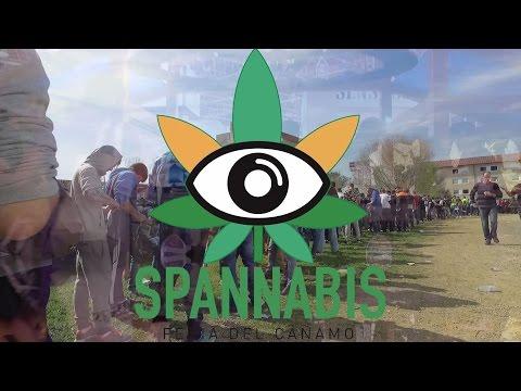 Spannabis Barcelona 2017 - Vídeo oficial