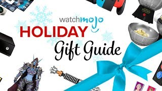 WatchMojo's Holiday Gift Guide - Gift Ideas That Don't Suck!
