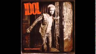 Watch Billy Idol Cherie video