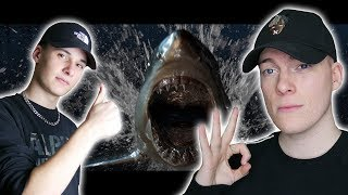 🦈 ALLES PASST: 187 Strassenbande - HaifischNikez Allstars (Official Video) Reaction/Reaktion