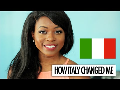 5 WAYS LIVING IN ITALY CHANGED ME