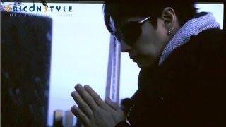 歌手のGACKTが11日、シングル「P.S.I LOVE U」(12日発売)の発売記念イ...