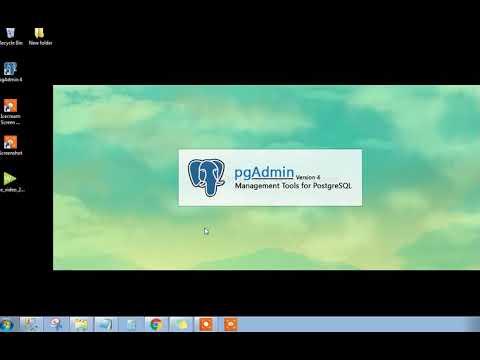 PostgreSQL fatal error - server could not be contacted