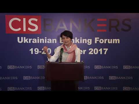 Government and Banks by Olena Sukmanova, Deputy Minister of Justice, Ukraine