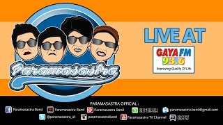 Paramasastra Live On AIR at Gaya FM | Indie Band Show Interview With Bima Gighie
