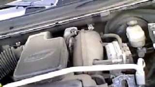 2005 Chevrolet Trailblazer LS EXT. Start-up, Walkaround & Review