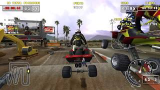 Sony PSP PPSSPP ATV Offroad Fury Pro ITA FULL HD