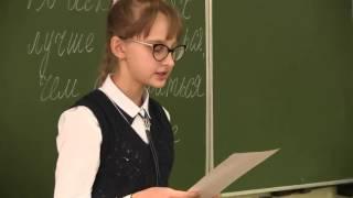 """Литература, 7 класс,  СОШ 55,  """"Смерть ради жизни"""",  И А Бунин Лапти"""