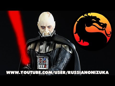ДАРТ ВЕЙДЕР в МОРТАЛ КОМБАТЕ - Darth Vader in Mortal Kombat Armageddon