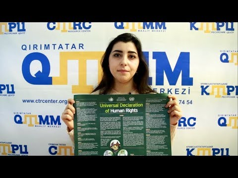 Crimean Tatars joined the Stand up for Human Rights campaign (40)