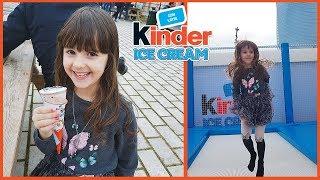 Download lagu PROVIAMO I KINDER ICE CREAM! 😋 (gelati Kinder 😍)  *Salti di gioia per Alyssa*