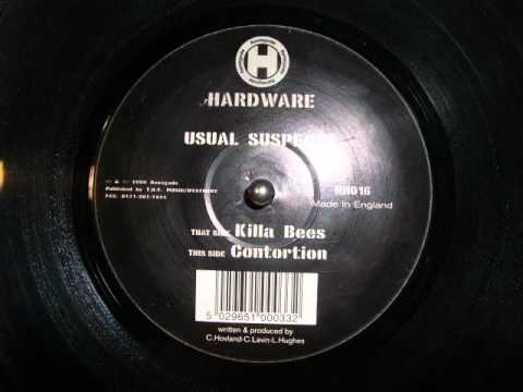 usual suspects - contortion