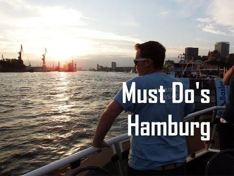 Travelling through Hamburg: Must Do's