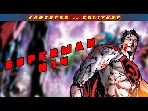 Superman #14 Review [Red Son Superman Returns!]