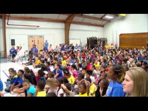 Hamilton County Schools Get $100,000 Grant