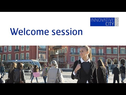 24 juin 2015 _ 09:15 - 09:45 _ Welcome session