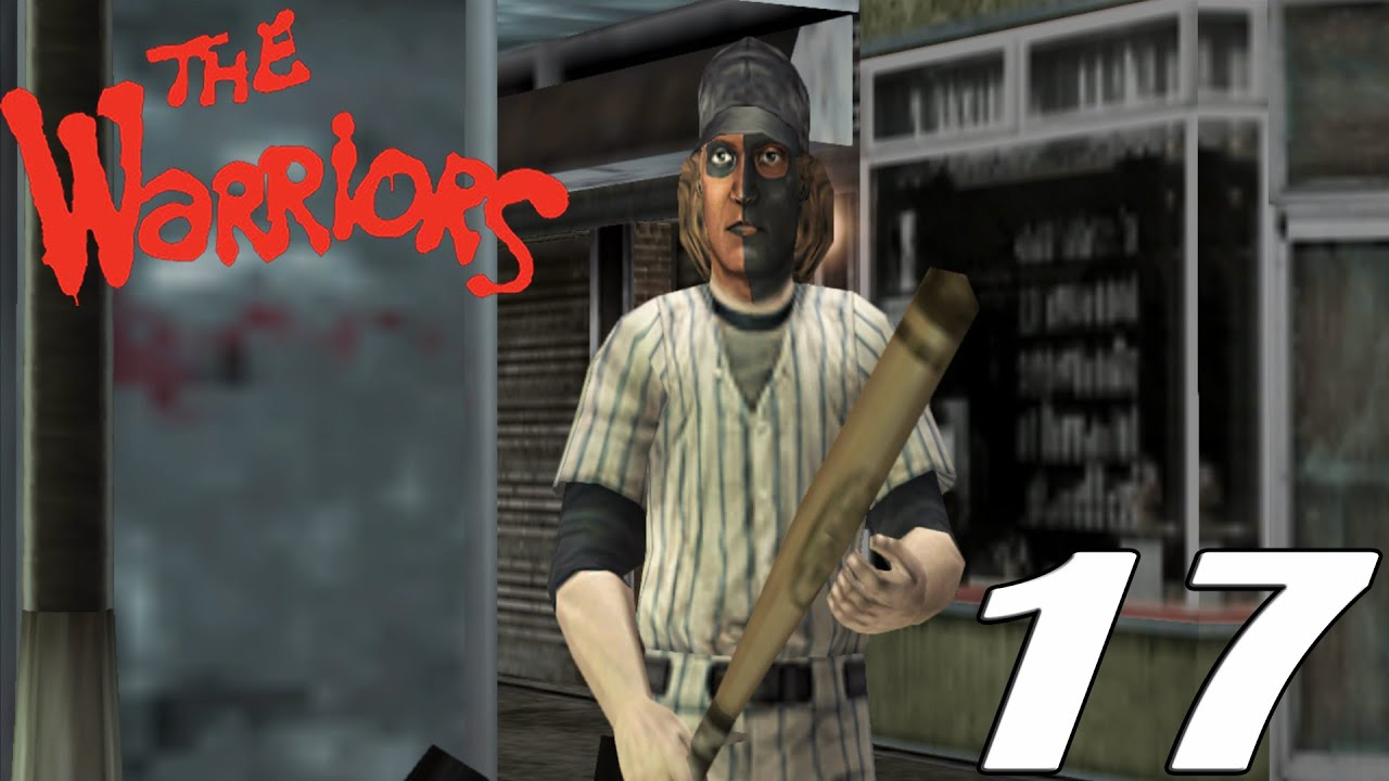 quotthe warriors gamequot ps4 walkthrough ep 17 the baseball