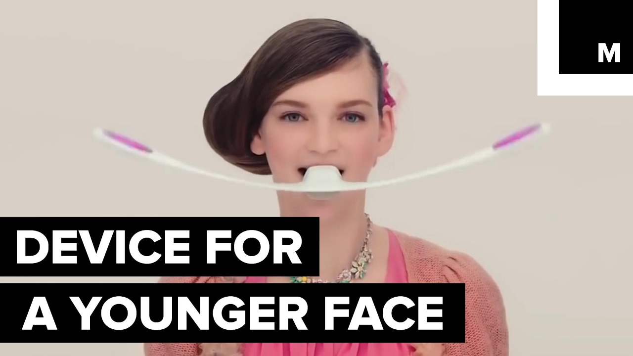 Facial exercise machines rachel ray show are