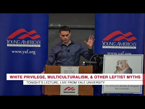 Ben Shapiro Makes Leftist Snowflakes Run For Safe Spaces @ Yale