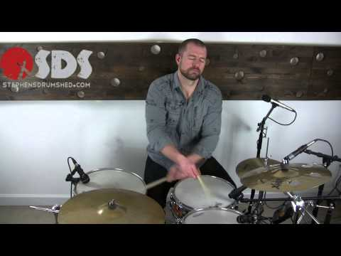 How To Drum - Extreme Independence Exercise