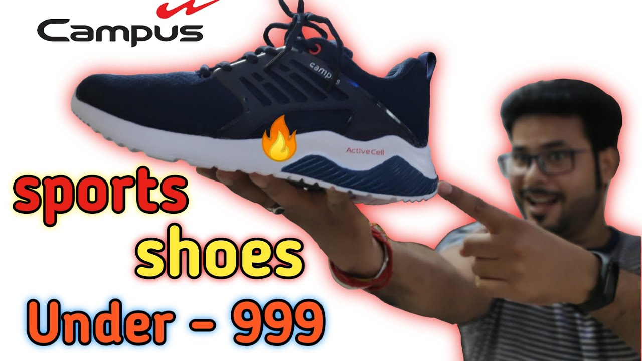 Campus CRYSTA Training shoes under Rs