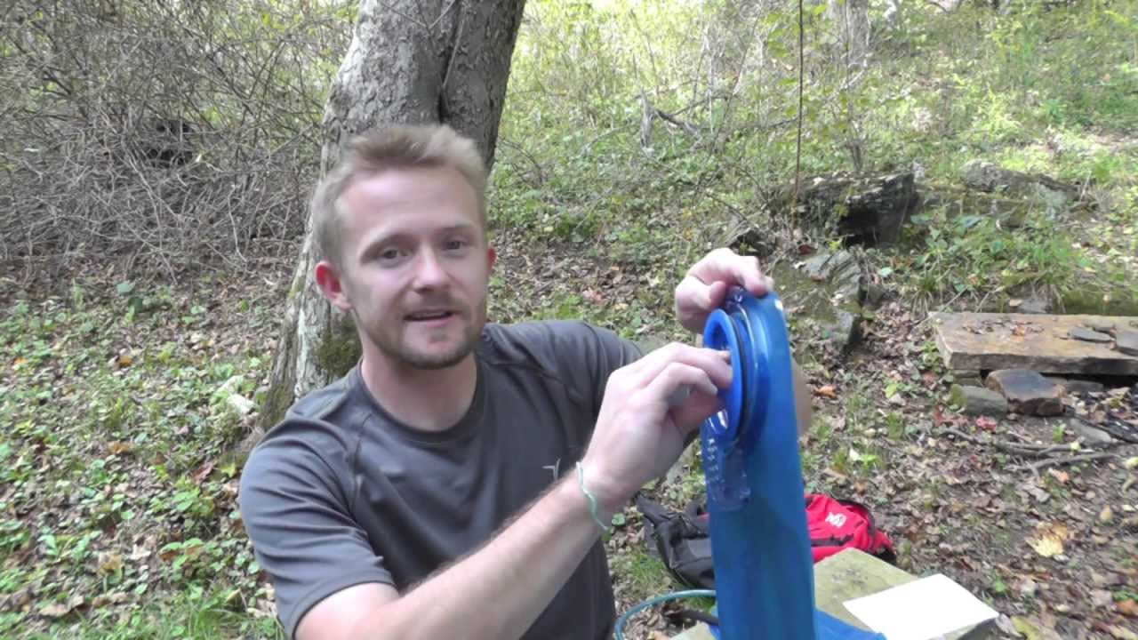Purchasing A Hydration Bladder Reservoir Advice The